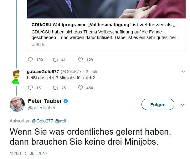 Peter Tauber_Twitter